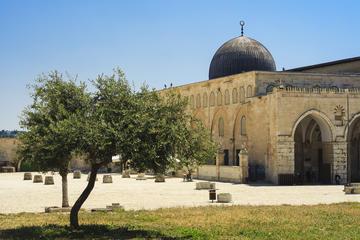 Al Aqsa Mosque, Israel