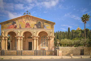 Church of All Nations, Israel