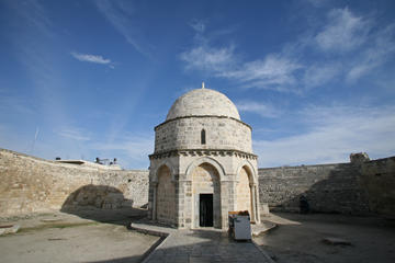 Chapel of Ascension, Israel