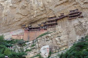 Hengshan Hanging Temple (Xuankong si)