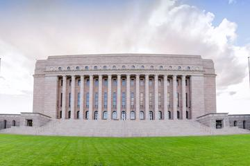 Parliament House of Finland (Eduskuntatalo)