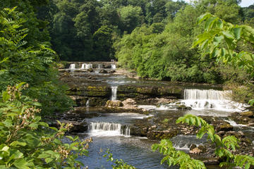 Aysgarth Falls, Northeast England