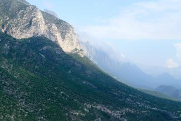 La Huasteca Canyon (Canon de la Huasteca)