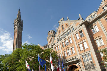 Town Hall and Belfry, Lille, France