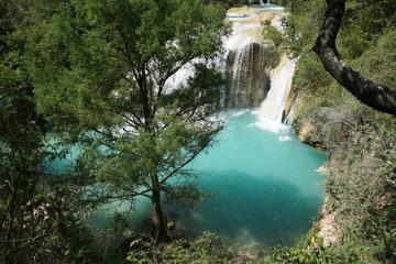 El Chiflón Waterfall