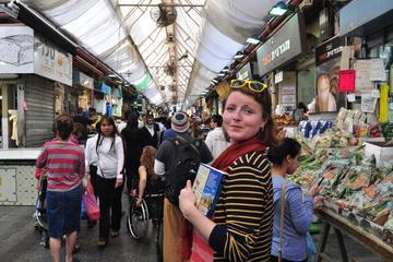 Mahane Yehuda Market (Jerusalem), Israel