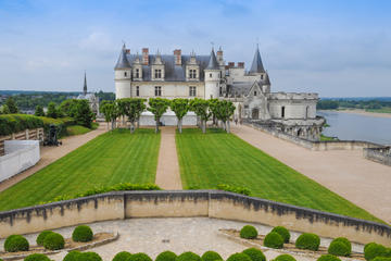 Chateau d'Amboise, Loire Valley, France