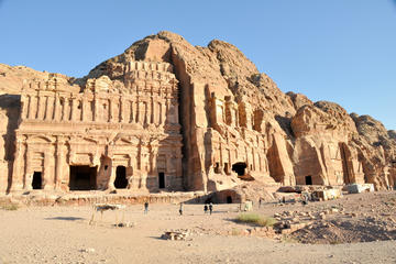 Royal Tombs, Jordan