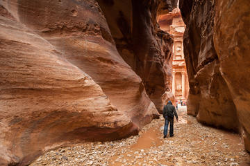 Petra Day Trips from Amman