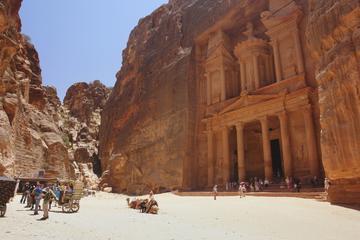 Petra Filming Sites