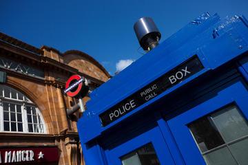 Tardis Police Box, London Attractions