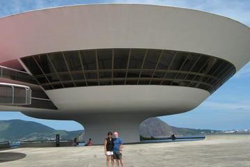 Niteroi Contemporary Art Museum (MAC)