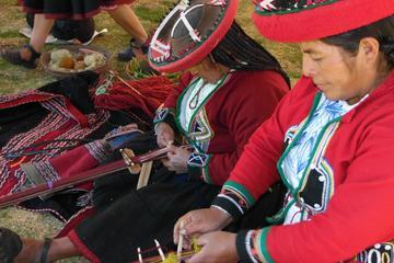 Interpretation Center of Andean Textiles, Cusco, Peru