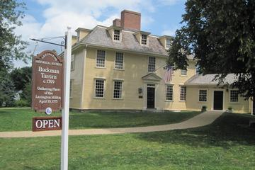 Buckman Tavern, Boston