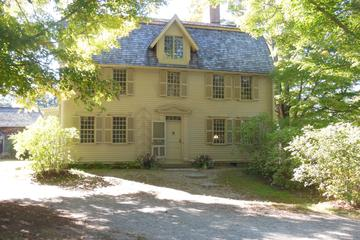 The Old Manse, Massachusetts