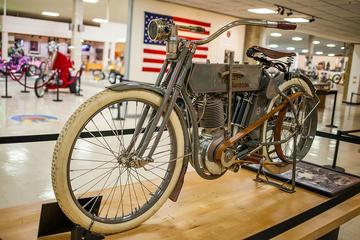 Motorcyclepedia Museum, New York