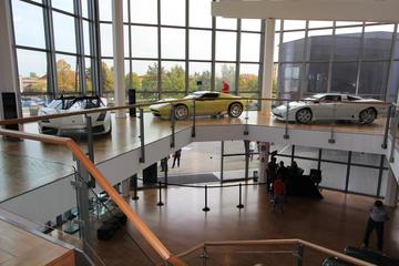 Lamborghini Museum, Bologna