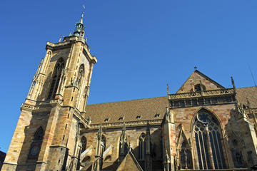 St Martin's Church (Eglise St-Martin), Alsace