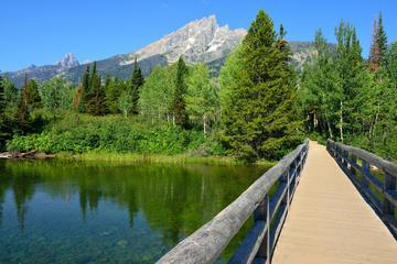 Jenny Lake Trail, Wyoming