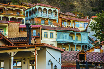 Old Town Tbilisi