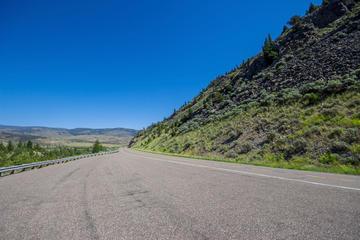 Grand Loop Road, Wyoming
