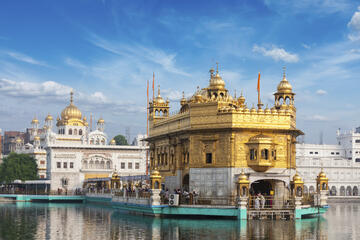 Golden Temple (Harmandir Sahib)