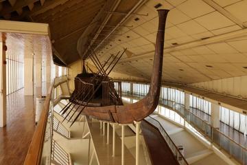Solar Boat Museum, Egypt