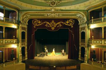 Santa Ana National Theater (Teatro Nacional de Santa Ana)