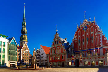 Old City Riga (Vecriga)