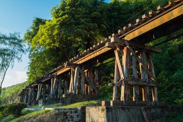 Burma Railway (Death Railway)