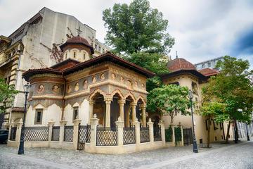 Stavropoleos Church (Biserica Stravrapoleos)