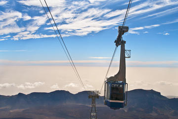 Teide Cable Car, Canary Islands