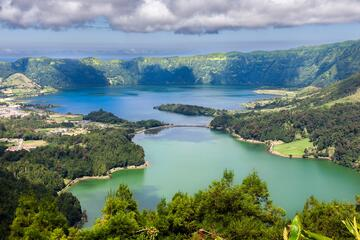 Sete Cidades, Portugal