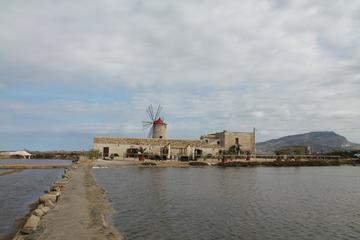 Trapani and Paceco Salt Pans Natural Reserve