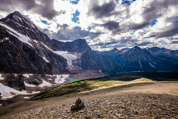 Mt Edith Cavell, Jasper