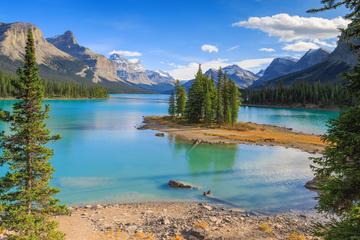 Spirit Island, Alberta
