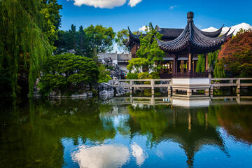lan su chinese garden - Chinese Garden Portland