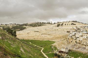 Kidron Valley, Israel