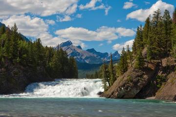 Bow Falls , Banff
