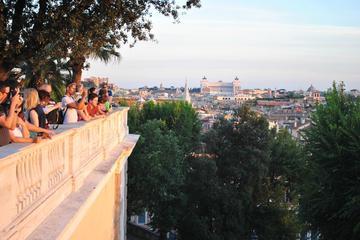 Pincio Gardens (Monte Pincio)