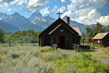 Chapel of the Transfiguration, Wyoming