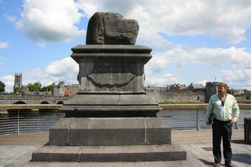 Treaty Stone, Limerick