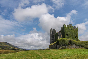 Ballycarbery Castle, South West Ireland