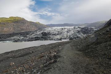 Mýrdalsjökull Glacier, South Iceland