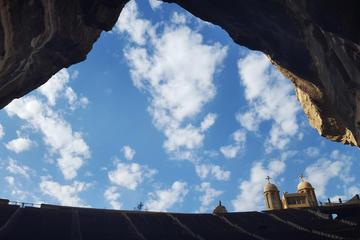 El Mokattam Mountain Cave Church (Monastery of St Simon), Cairo
