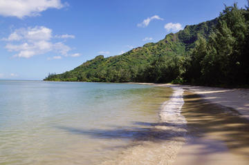 Kahana Bay Beach Park