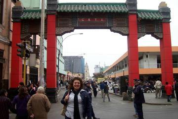 Lima Chinatown (Barrio Chino)
