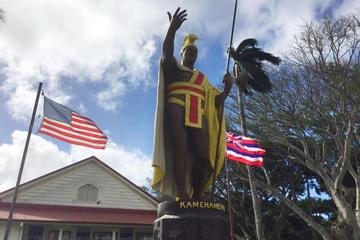 Estátua Original do Rei Kamehameha
