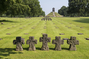 La Cambe German War Cemetery