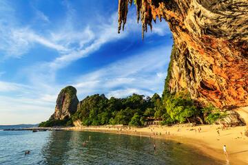 Phra Nang Beach, Southern Thailand